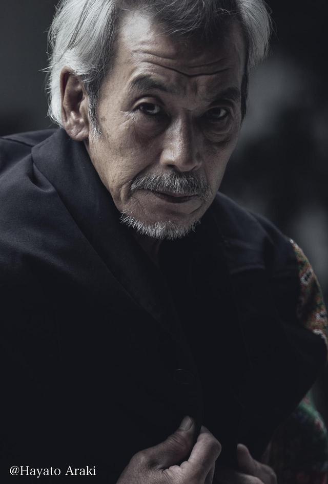 画像: 田中泯氏