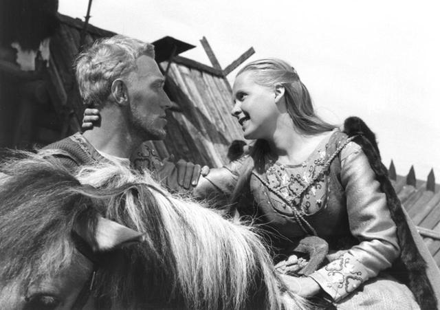 画像: (C) 1960 AB Svensk Filmindustri