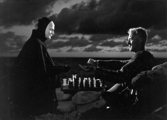 画像: (C) 1957 AB SVENSK FILMINDUSTRI