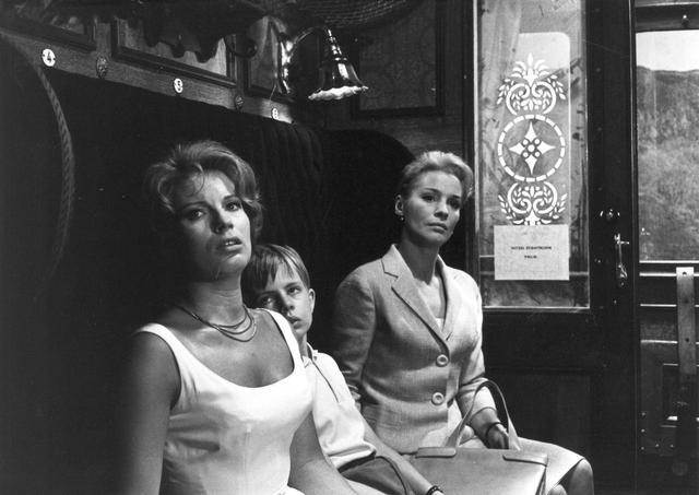 画像: (c) 1963 AB SVENSK FILMINDUSTRI