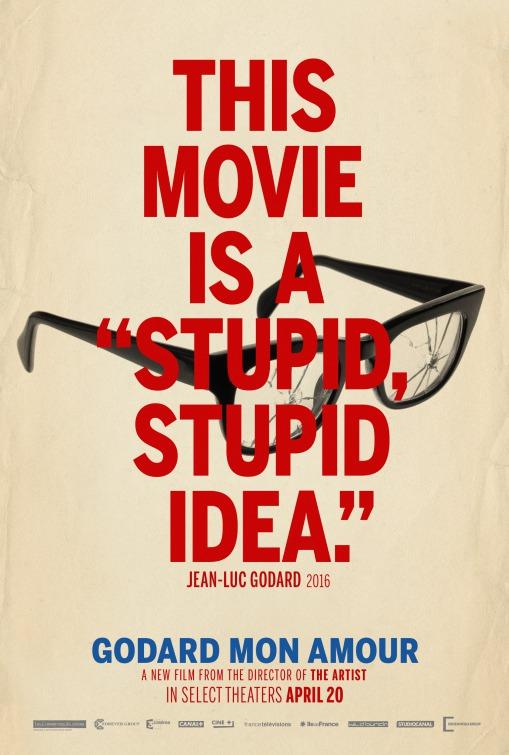 画像: 『Godard Mon Amour』海外ポスター