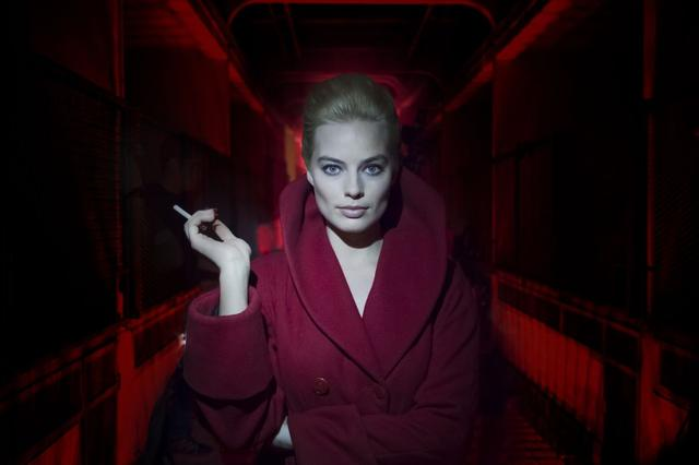 画像1: Margot Robbie is a cold-blooded neo-noir killer in the Terminal trailer: Watch