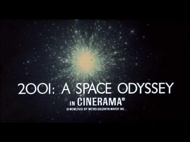 画像: 2001 l'odyssée de l'espace -bandeannonce youtu.be