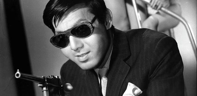 """画像: Seijun Suzuki, le cinéaste fou qui a inspiré """"Reservoir Dogs"""" et """"Ghost Dog"""""""