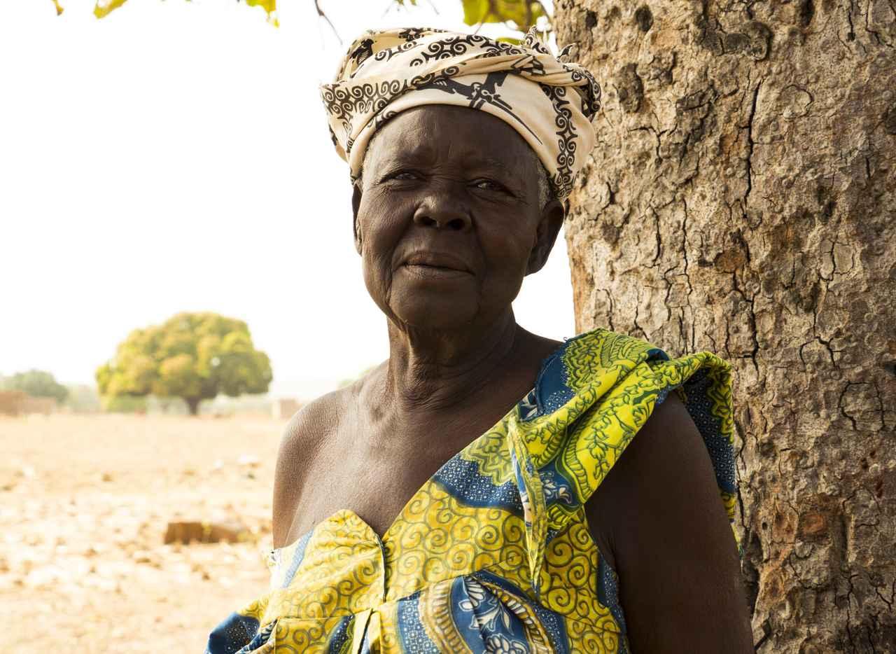 画像3: 村人のポートレート