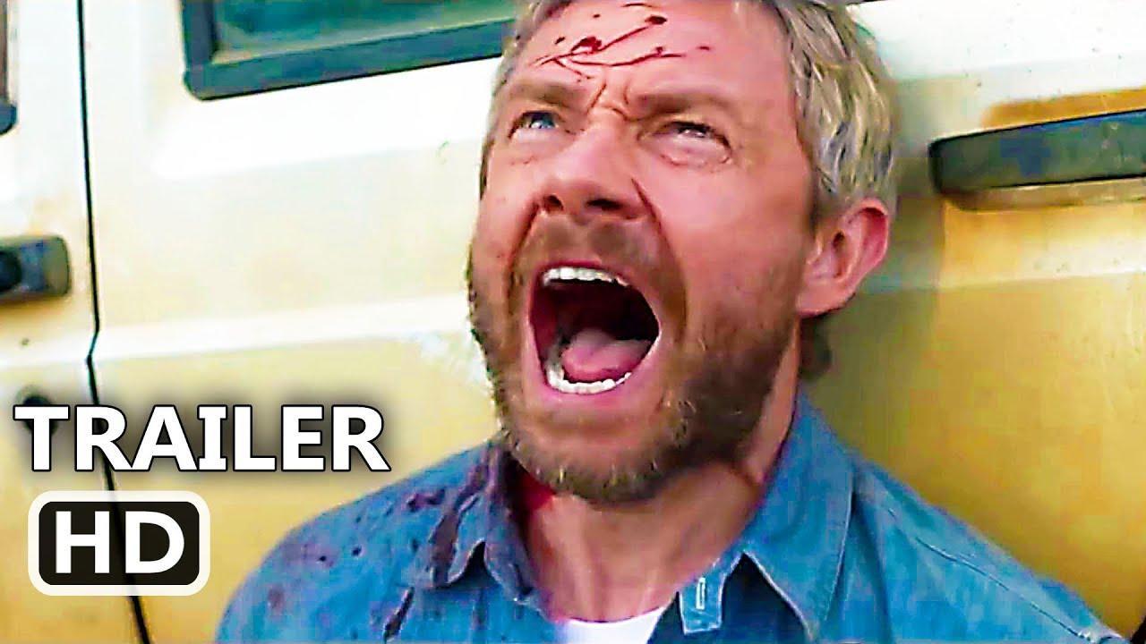 画像: CARGO Official Trailer (2018) Martin Freeman Movie HD youtu.be