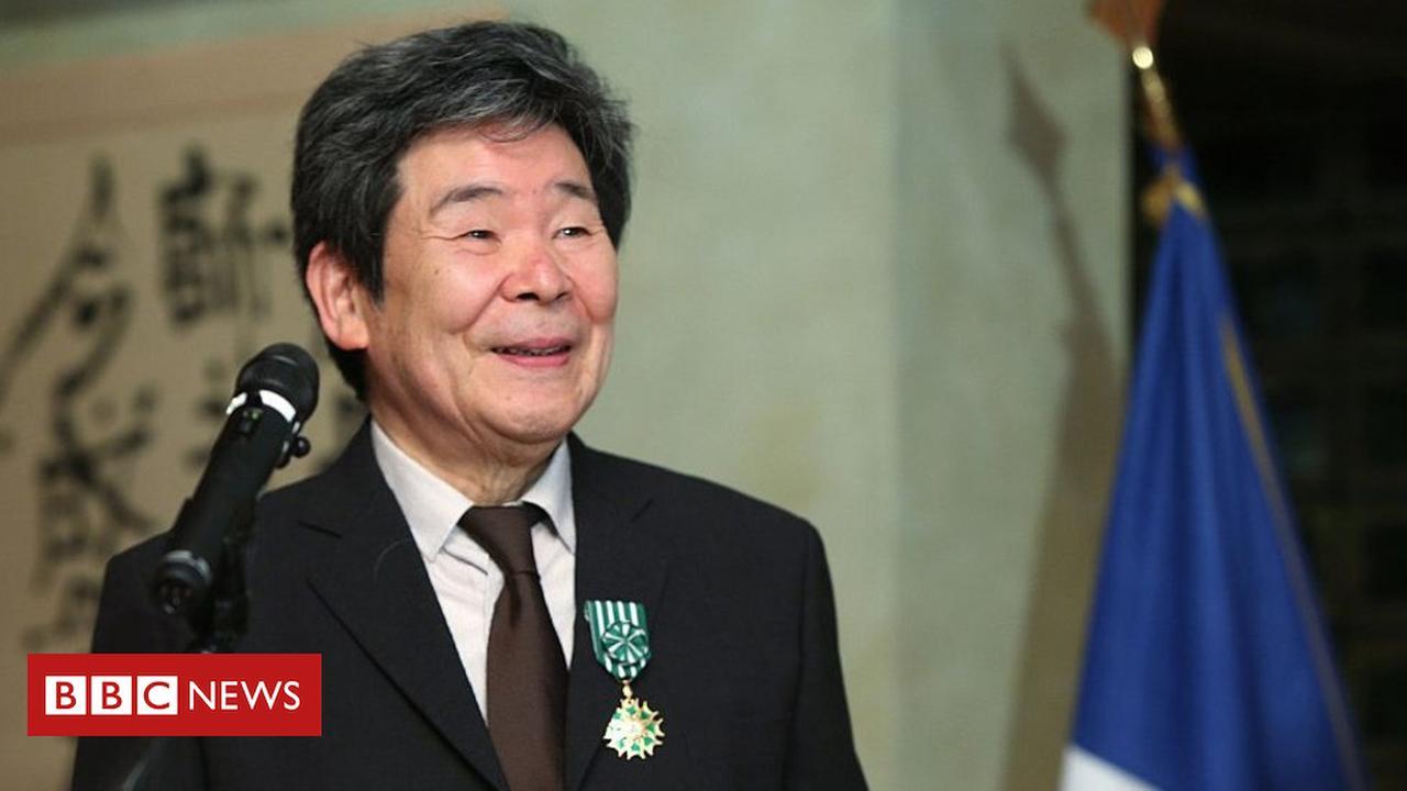 画像: Anime film legend Takahata dies