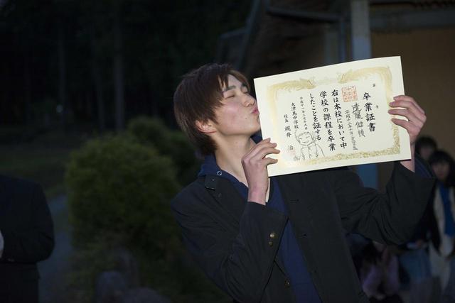 画像2: メイキング卒業証書写真も一挙公開!