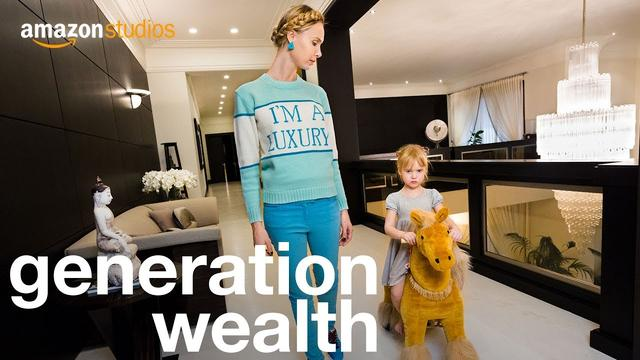 画像: Generation Wealth - Official Trailer | Amazon Studios youtu.be