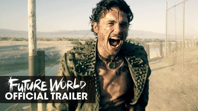 画像: Future World (2018 Movie) Official Trailer - James Franco, Milla Jovovich, Lucy Liu youtu.be