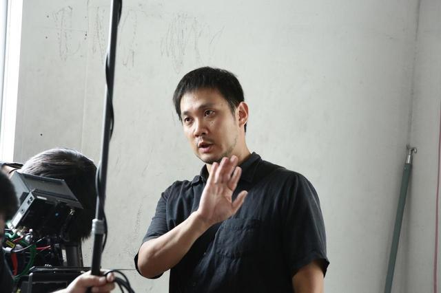 画像: 濱口竜介監督