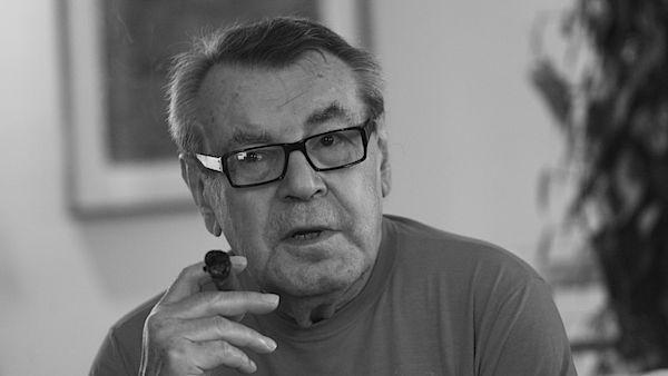 画像: Zemřel Miloš Forman