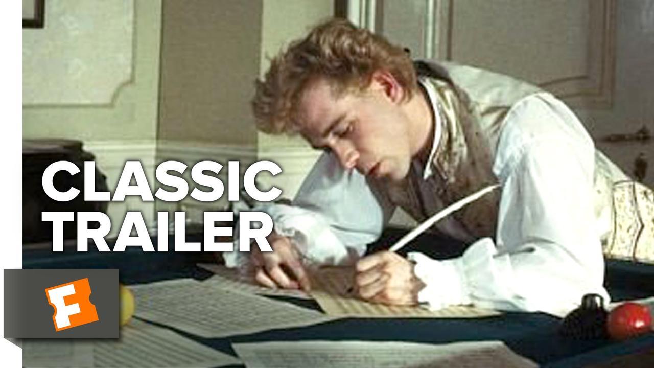 画像: Amadeus (1984) Official Trailer - F. Murray Abraham, Mozart Drama Movie HD youtu.be