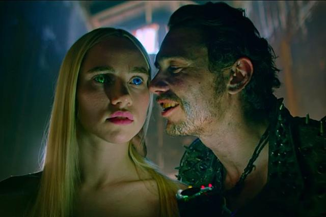 画像: 'Future World' Trailer: James Franco Does 'Mad Max' With Robots