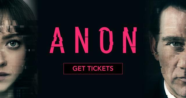 画像: Anon: Cinema Screenings & Ticket Booking - The Official Showtimes Destination