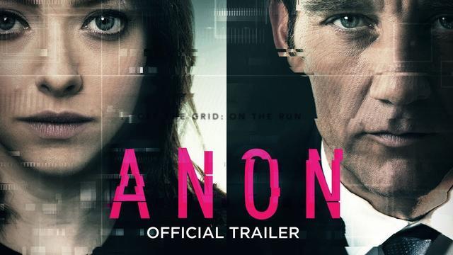 画像: ANON - OFFICIAL TRAILER [HD] - IN CINEMAS MAY 11 youtu.be