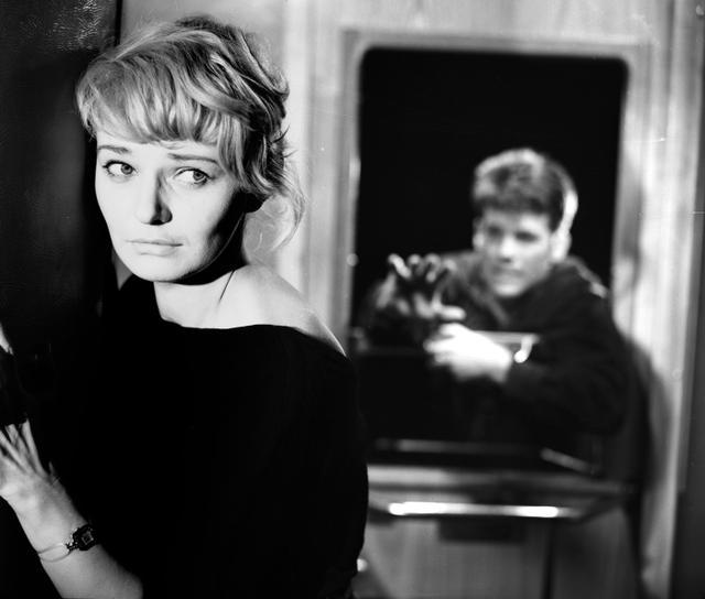 画像: 『夜行列車』 1959年/モノクロ/98分/DCP/監督:イエジー・カヴァレロヴィッチ