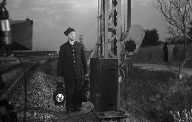 画像: 『鉄路の男』 1956年/モノクロ/89分/DCP/監督:アンジェイ・ムンク