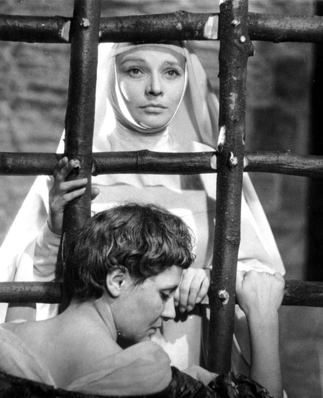 画像: 『尼僧ヨアンナ』 1961年/モノクロ/111分/DCP/監督:イエジー・カヴァレロヴィッチ