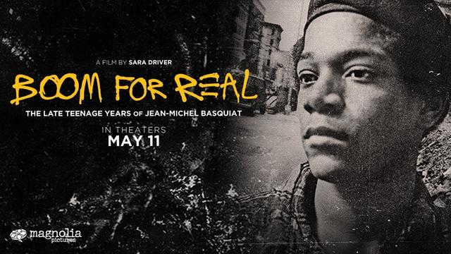 画像: Boom For Real: The Late Teenage Years of Jean-Michel Basquiat - Trailer youtu.be