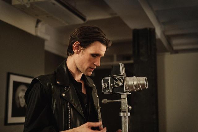 画像2: Getty Images Matt Smith as Robert Mapplethorpe in MAPPLETHORPE. Photo credit: Christopher Saunders.