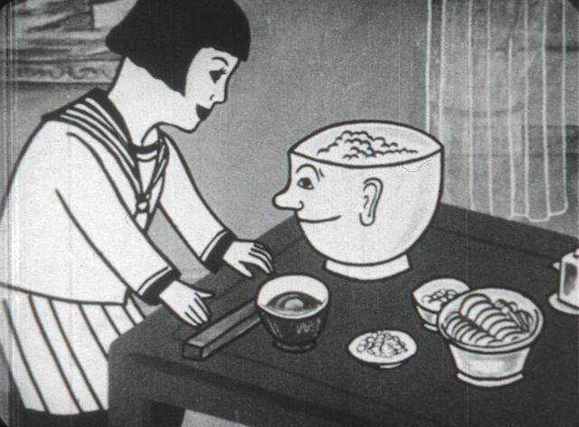画像: 茶目子の一日[パテートーキー版][デジタル復元版]