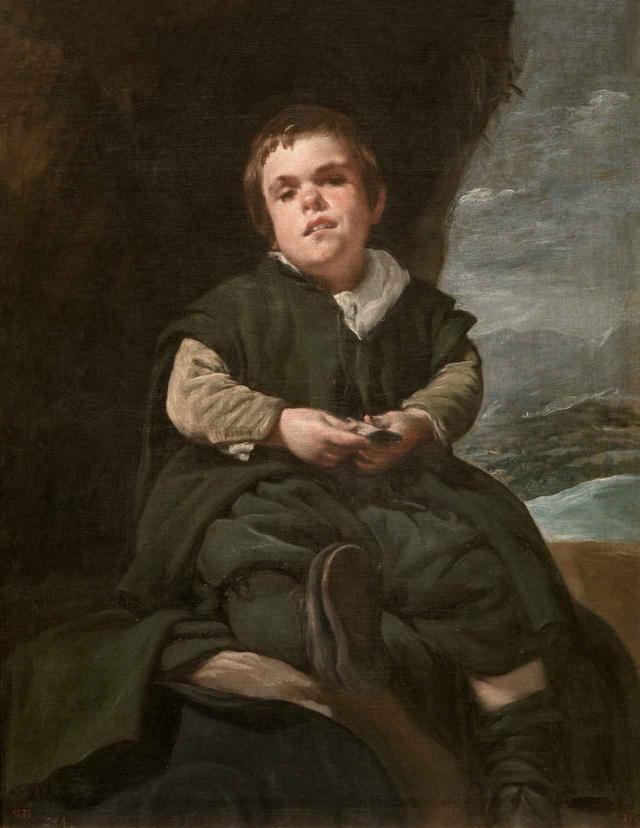 画像: ディエゴ・ベラスケス《バリェーカスの少年》   1635-45年 マドリード、プラド美術館蔵 © Museo Nacional del Prado