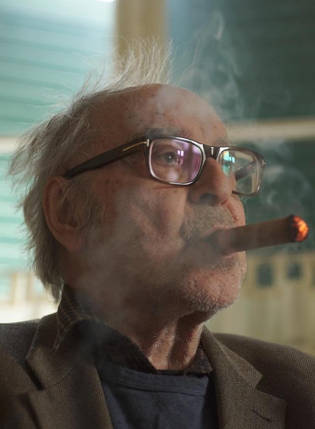 画像: カンヌで発表されるジャン= リュック・ゴダール最新作『LE LIVRE D'IMAGE』!謎めいた初ティーザー映像を発表!