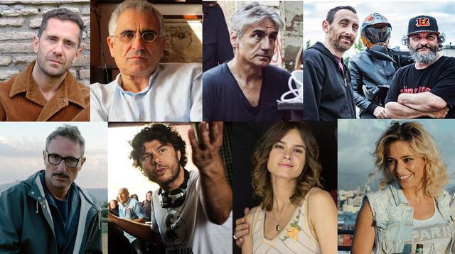 画像: 「イタリア映画祭2018」参加の監督陣