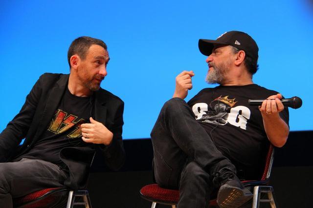 画像: ▲(左)アントニオ・マネッティ (右)マルコ・マネッティ