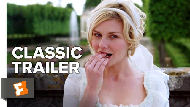 画像: Marie Antoinette (2006) Official Trailer 1 - Kirsten Dunst Movie www.youtube.com