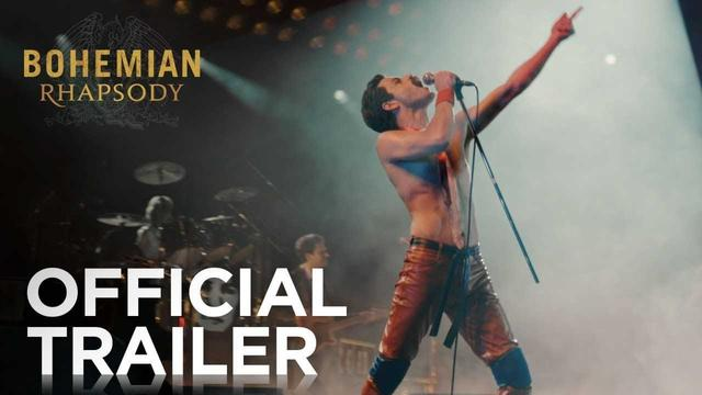 画像: Bohemian Rhapsody: The Movie - Official Teaser Trailer (HD) youtu.be