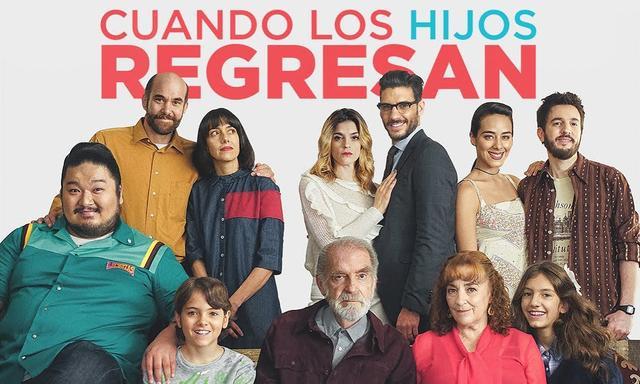 画像: 「Cuando Los Hijos Regresan」(英題:The Kids Are Back)