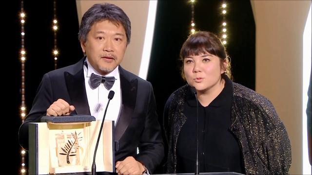 画像: Hirokazu Kore-eda (是枝 裕和), Palme d'Or 2018, MANBIKI KAZOKU, 万引き家族 youtu.be
