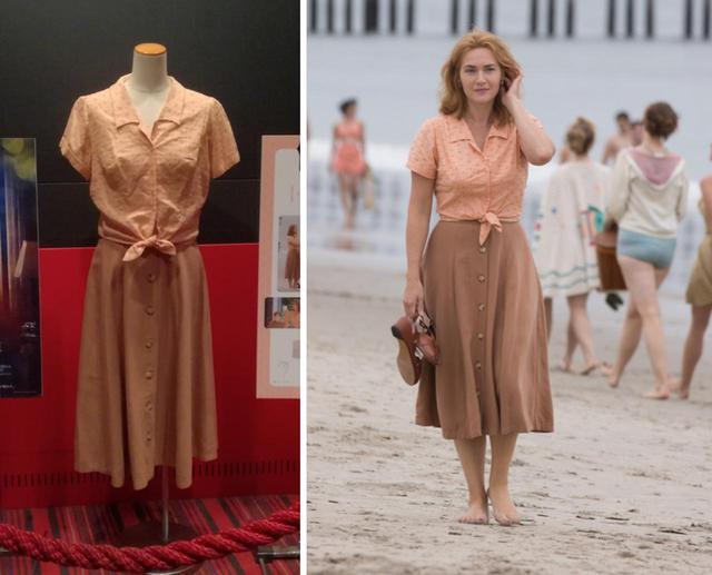 画像: ケイト・ウインスレット、ジャスティン・ティンバーレイクが着用衣装が到着!ウディ・アレン『女と男の観覧車』特別展示が開催!