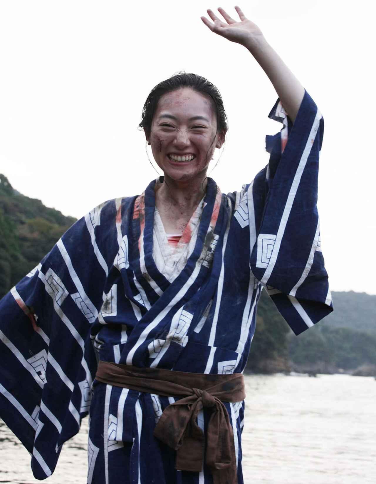 画像: 韓英恵の満面笑顔も!