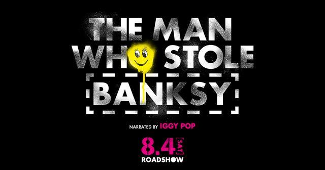画像: 映画『バンクシーを盗んだ男』オフィシャルサイト