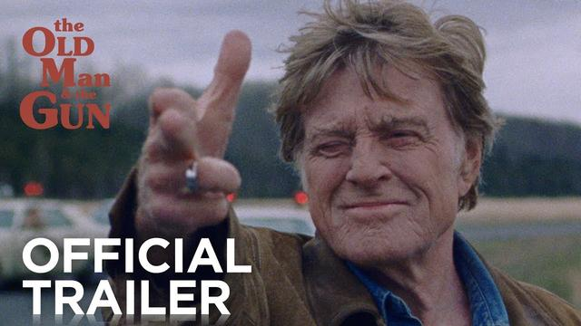 画像: THE OLD MAN & THE GUN | Official Trailer [HD] | FOX Searchlight youtu.be