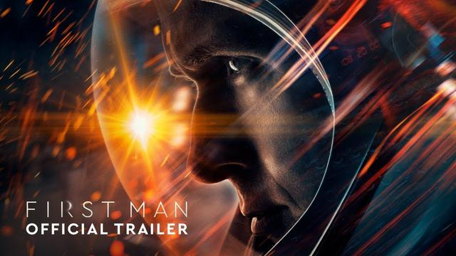 画像: First Man - Official Trailer (HD) youtu.be