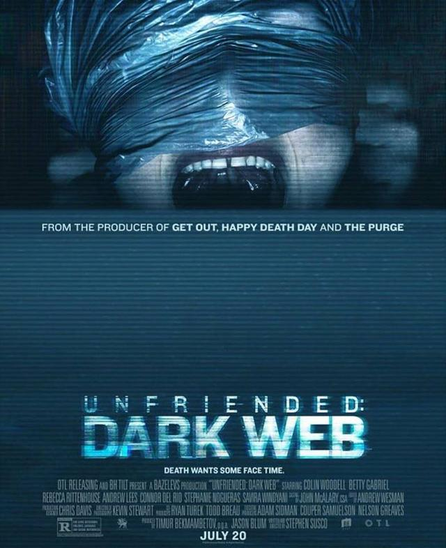 画像: https://www.facebook.com/Unfriended2Movie/