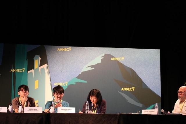 画像1: 世界最大規模のアニメ映画祭-アヌシー国際アニメーション映画祭石田祐康監督・新井陽次郎が登壇!『ペンギン・ハイウェイ』制作エピソード披露&--