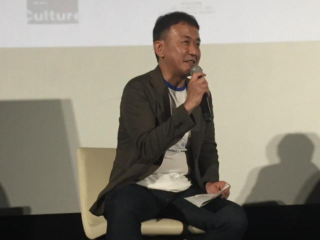 画像: 矢田部吉彦(東京国際映画祭プログラミング・ディレクター)