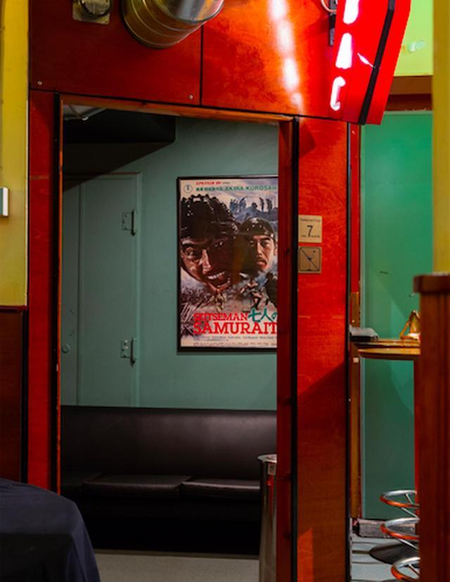 """画像4: フィンランドへ〜引退が噂されるカウリスマキ監督が経営""""映画愛に溢れる""""映画館&バーなどの複合施設「アンドラ」へ行ってみた!"""