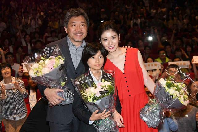 画像3: <『万引き家族』第21回上海国際映画祭 舞台挨拶 概要>
