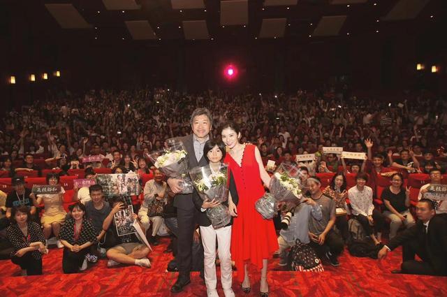画像1: <『万引き家族』第21回上海国際映画祭 舞台挨拶 概要>