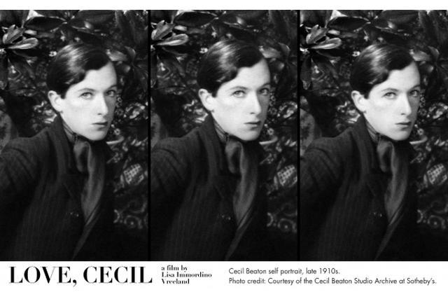 画像: Love, Cecil :: Zeitgeist Films