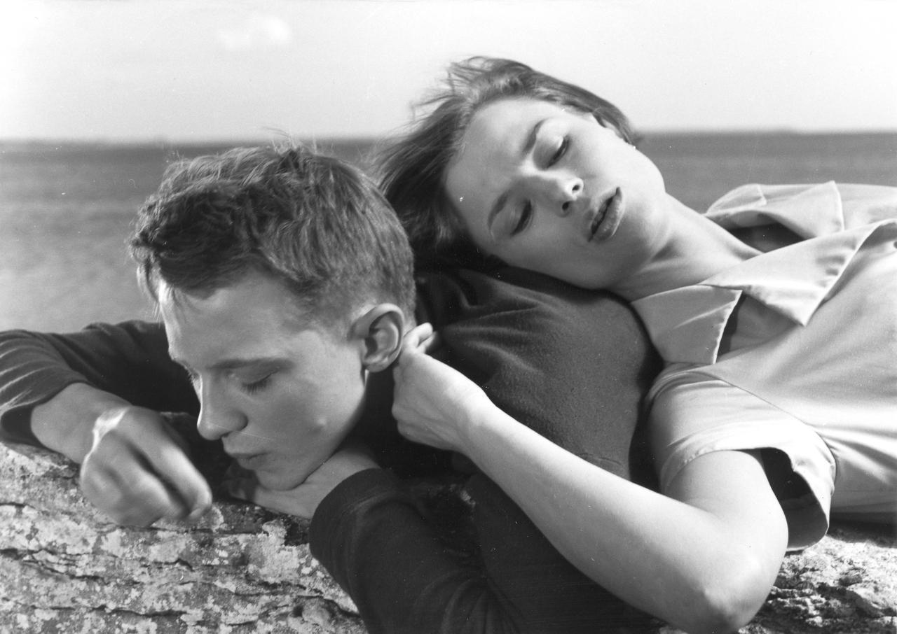 画像: 『鏡の中にある如く』 (c) 1961 AB SVENSK FILMINDUSTRI
