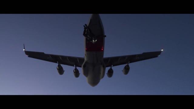 画像: 『ミッション:インポッシブル/フォールアウト』ヘイロージャンプ メイキング映像 youtu.be