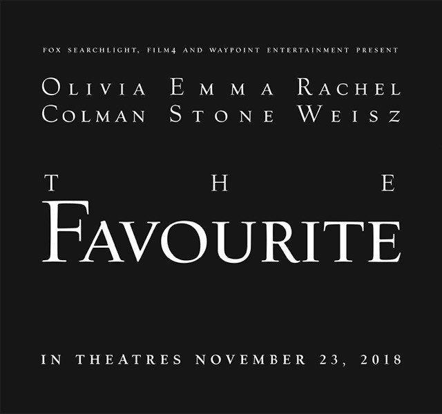 画像: 海外予告-FOXサーチライトの2019年に向け一押しはコレ!監督は「ロブスター 」などのヨルゴス・ランティモス、主演はエマ・ストーンなど名女優3人!