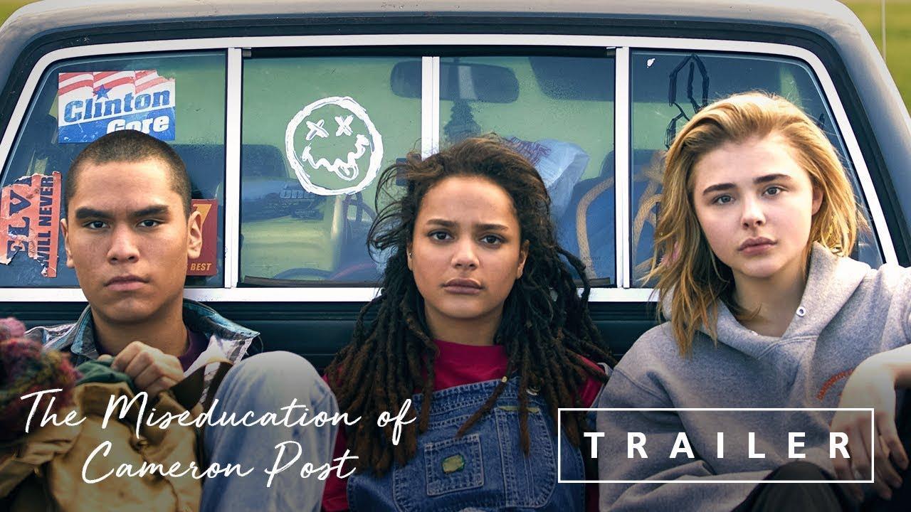 画像: The Miseducation of Cameron Post - Official U.S. Trailer youtu.be